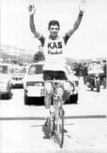 José Manuel Fuente, el Tarangu