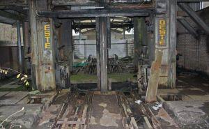 Antiguas e inquietantes minas de Solvay